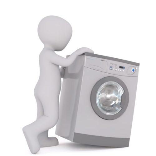 新築の洗濯機の給水は混合水栓がオススメ